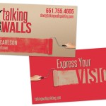 Business Cards: Residential & Commercial Painter